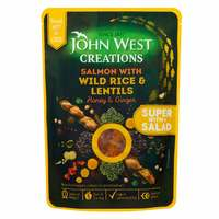 John West Creations Salmon With Rice 180g