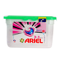 Ariel with Touch of Downy Washing 15 Pods