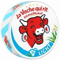 La Vache qui rit Light Spreadable Cheese Triangles 24 portions 360g