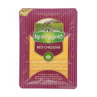 Kerrygold Red Cheddar Slice Cheese 150g