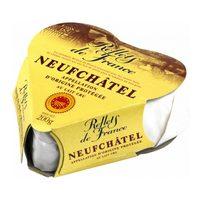 Reflets de france neufchatel cheese 200 g
