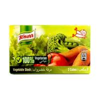 Knorr Vegetable Stock Cube 18g
