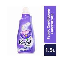 Comfort Fabric Softener Concentrated Lavender & Magnolia 1.5L