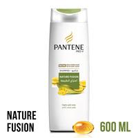 Pantene nature fusion shampoo fights split ends 600 ml
