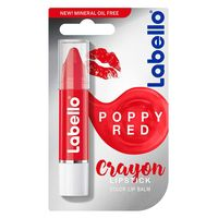 Labello Crayon Lip Stick Poppy Red 3g