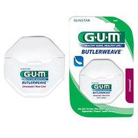 Gum Floss Unwaxed Dental Floss 54.8m