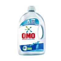 Omo Detergent Liquid Active Clean 1750ML