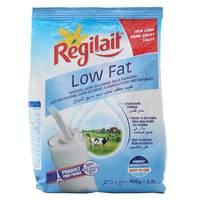 Regilait Low Fat Instatnt Semi Skimmed Milk Powder 400g