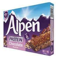 Alpen Protein Chocolate Bars 35g x Pack Of 5