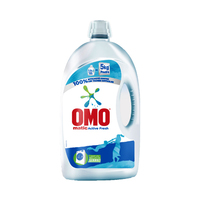 Omo Liquid Detergent Active Clean 2.5L