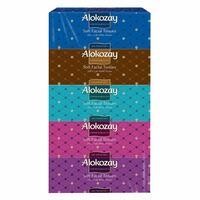 Alokozay Facial Tissue 200'sx6
