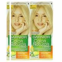 Garnier Color Naturals Creme Hair Color 10 Ultra Light BlondeX2