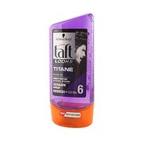 Taft Hair Styling Gel Titan Look 150ML
