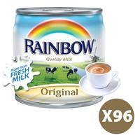 Rainbow Evaporated Milk 170g x Pack of 96