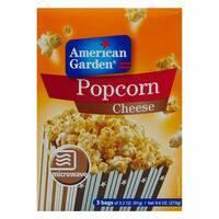American Garden Cheese Popcorn 273g