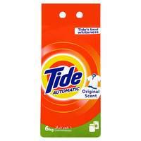 Tide Automatic Laundry Powder Detergent Original Scent 6kg