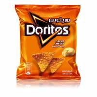 Doritos Cheesy Nacho Chips 23g