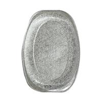 Tray Oval Aluminium 3 Pieces