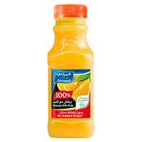 Almarai Juice Orange with Pulp No Added Sugar 300ml