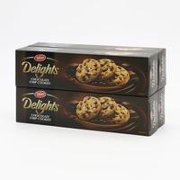Tiffany choco chip cookies 100 g x 4