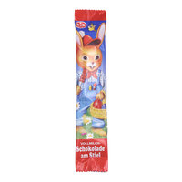 E+G whole milk chocolate on a stick bunny 15 g