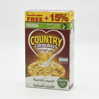 Country corn flakes 430 g + 15 % free
