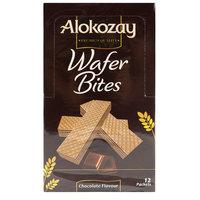 Alokozay Wafer Bites Chocolate Flavor 45g x Pack of 12