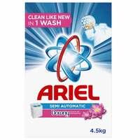 Ariel Semi Automatic Laundry Powder Detergent Touch of Freshness Downy Original 4.5kg