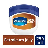 Vaseline petroleum jelly cocoa butter 250 ml