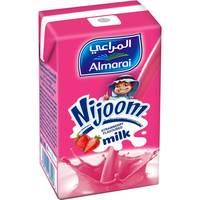 Almarai Nijoom Strawberry Flavoured Milk 150ml
