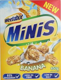 Weetabix Minis Banana Cereals 450g