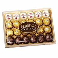 Ferrero Rocher Collection Assorted Chocolate Truffles 260g (24 Pieces)
