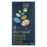 Dorset Cereals Simply Delicious Muesli 620g