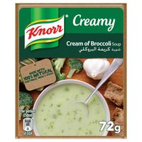 Knorr Cream of Broccoli Soup Mix 72g
