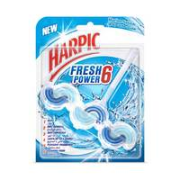 Harpic fresh power 6 toilet cleaner marine splash 39 g