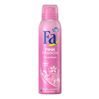 Fa Pink Passion Floral Scent Deodorant Spray 150ml