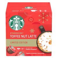 Starbucks Toffee Nut Latte Limited Edition Coffee 127.8g