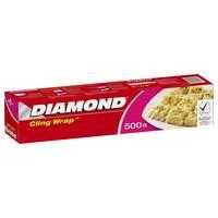 Diamond Cling Wrap 500 Ft.