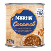 Nestle caramel condensed milk 397 g