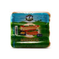 Al Rawdah Fresh Chicken Franks 250g