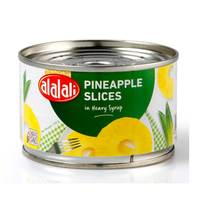 Al Alali Pineapple Slices in Heavy Syrup 234g