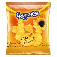 Crunchos Potato Stix Salt 45gx6
