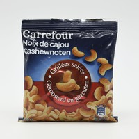 Carrefour Cashew Nuts Salted 125 g