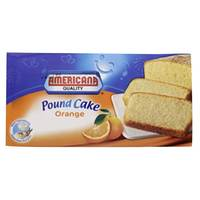 Americana Orange Pound Cake 295g