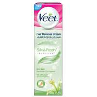 Veet Face For Sensitive Skin Wax Strips 20 Counts