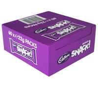 Cadbury Snack Sandwich Milk Chocolate 22g x Pack of 60