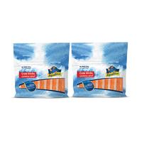 Aqua Blue Crab Sticks 250GR X2