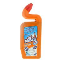 Mr. Muscle 5 In 1 Marine Toilet Cleaner 500ml