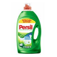 Persil power gel white flower low foam deep clean technology 4.8 L
