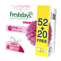 Freshdays mega scented 52+ 20 free